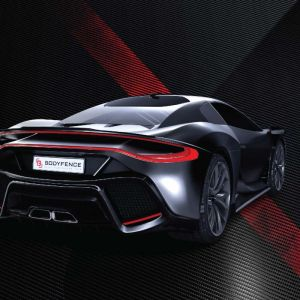 HEXIS BODYFENCE *BLACK* PAINT PROTECTION FILM 1520