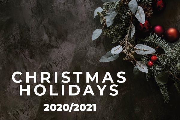 Christmas Holidays 2020