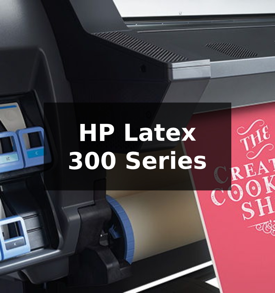 HP Latex 300 series