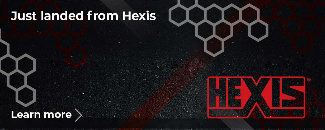 Hexis has Landed
