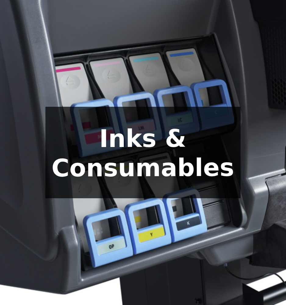 Inks and Consumables