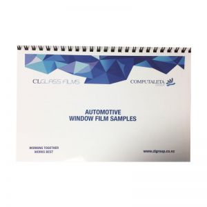 CL GROUP AUTO TINT SAMPLE BOOK