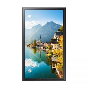 SAMSUNG 85 INCH OHN-D SERIES DUAL SIDED FULL OUTDOOR SCREEN