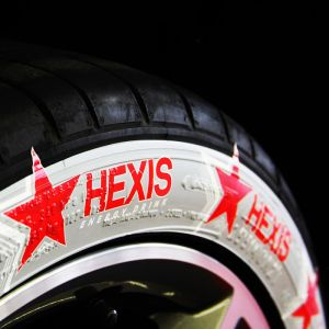 HEXIS STICK N RIDE FOR TYRES