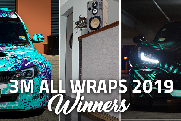 3M All Wraps Challenge 2019