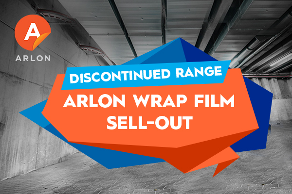 Arlon Automotive Sell-Out