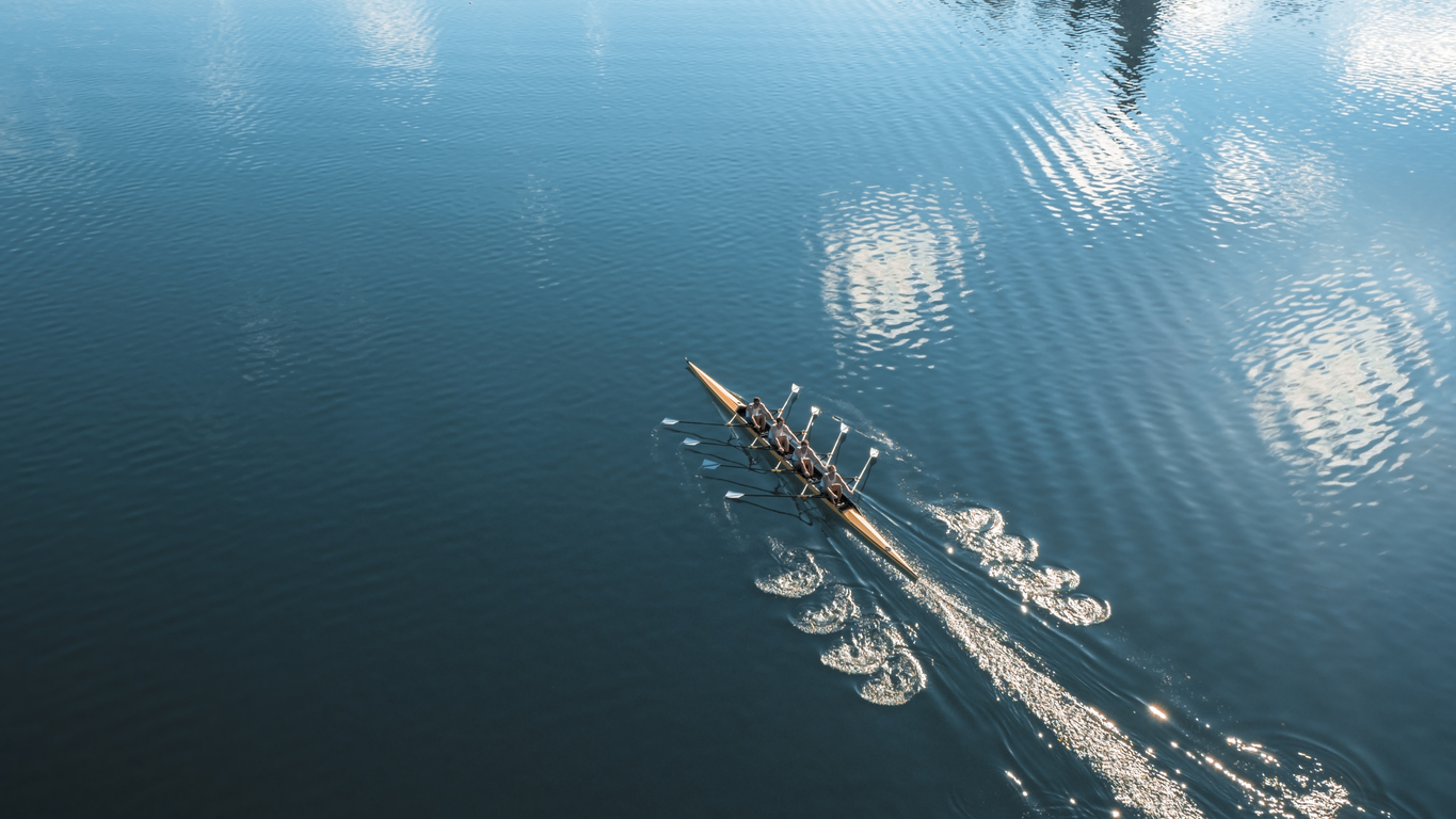 Who's on your boat?  What drives a great company culture
