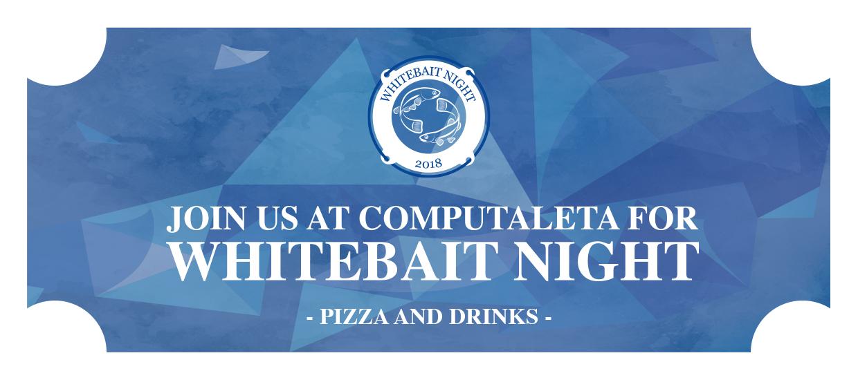 Whitebait Night 2018