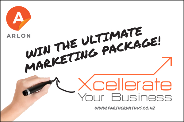 Win a Marketing Package for your Business