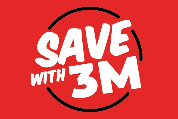 Save with 3M